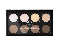 Image du produit NYX Professional Makeup - Palette professionnelle pour illuminer et accentuer les contours, 2,7 g