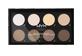 Vignette du produit NYX Professional Makeup - Palette professionnelle pour illuminer et accentuer les contours, 2,7 g