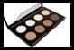 Vignette 3 du produit NYX Professional Makeup - Palette professionnelle pour illuminer et accentuer les contours, 1 unité