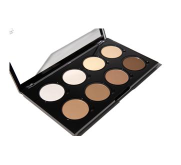Image 3 du produit NYX Professional Makeup - Palette professionnelle pour illuminer et accentuer les contours, 1 unité