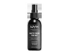 Image du produit NYX Professional Makeup - Vaporisateur pour finition maquillage, 60 ml, mat