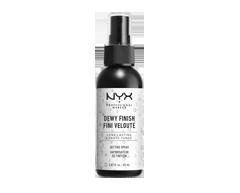 Image du produit NYX Professional Makeup - Vaporisateur pour finition maquillage, 60 ml, velouté