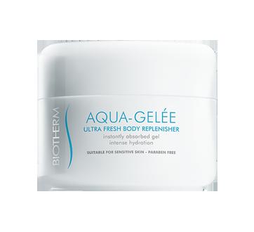 Aqua-Gelée gel pour le corps hydratation et fraîcheur instantanée, 200 ml