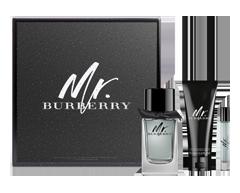 Image du produit Burberry - Coffret Mr Burberry, 3 unités