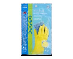Image du produit PJC - Gants de nettoyage en caoutchouc , Moyen; taille 8-9