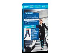 Image du produit Personnelle - Chaussettes de contention diaphanes, Women, Navy blue, Large