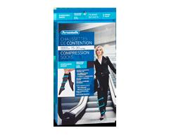 Image du produit Personnelle - Chaussettes de contention diaphanes, Women, Black, Average