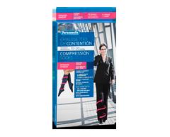 Image du produit Personnelle - Chaussettes de contention opaques, Women, Navy blue, Large