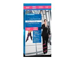 Image du produit Personnelle - Chaussettes de contention opaques, Women, Navy blue, Average