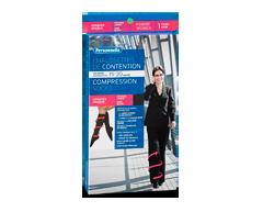Image du produit Personnelle - Chaussettes de contention opaques, Women, Black, Large