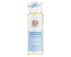 Image du produit Klorane - Bébé - Gel douceur moussant corps et cheveux, 500 ml