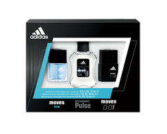 Image du produit Adidas - Adidas pour lui coffret varié, 3 unités