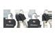 Vignette du produit Master Lock - Cadenas à clé pour bagages, 2 unités