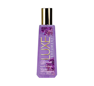 Luxe Perfumery brume parfumée scintillante, 236 ml, Exotic Blossom