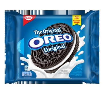 Oreo sac original biscuits, 303 g