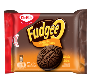 Fudgee-O sac original biscuits, 303 g