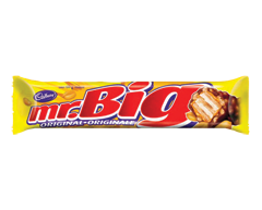 Image du produit Cadbury - Mr Big, 60 g