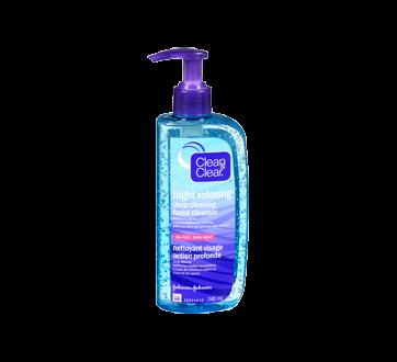 Image 3 du produit Clean & Clear - Night Relaxing nettoyant visage action profonde, 240 ml