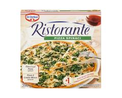 Image du produit Dr. Oetker - Ristorante pizza surgelée, 390 g, épinards