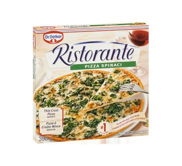 Image 2 du produit Dr. Oetker - Ristorante pizza surgelée, 390 g, épinards