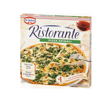 Image 3 du produit Dr. Oetker - Ristorante pizza surgelée, 390 g, épinards