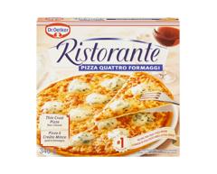 Image du produit Dr. Oetker - Ristorante pizza surgelée, 340 g, 4 fromages