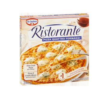 Image 2 du produit Dr. Oetker - Ristorante pizza surgelée, 340 g, 4 fromages