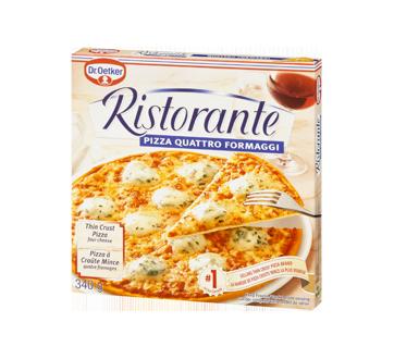 Image 3 du produit Dr. Oetker - Ristorante pizza surgelée, 340 g, 4 fromages