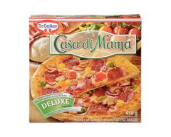 Image du produit Dr. Oetker - Casa Di Mama pizza surgelée, 410 g, deluxe
