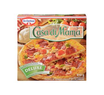 Casa Di Mama pizza surgelée, 410 g, deluxe