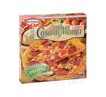 Image 2 du produit Dr. Oetker - Casa Di Mama pizza surgelée, 410 g, deluxe