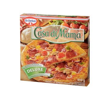 Image 3 du produit Dr. Oetker - Casa Di Mama pizza surgelée, 410 g, deluxe