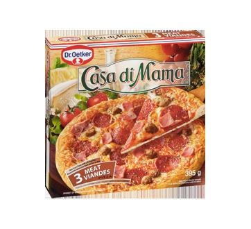 Image 2 du produit Dr. Oetker - Casa Di Mama pizza surgelée, 395 g, 3 viandes
