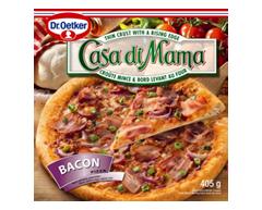 Image du produit Dr. Oetker - Casa di Mama pizza, 405 g, bacon