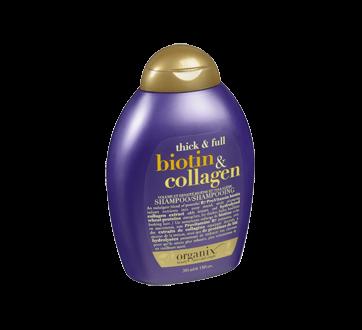 Image 2 du produit OGX - biotine et collagène, shampoing , 385 ml