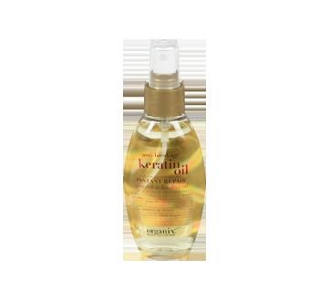 Image 3 du produit OGX - Huile de kératine, traitement réparateur instantané à l'huile légère, 118 ml