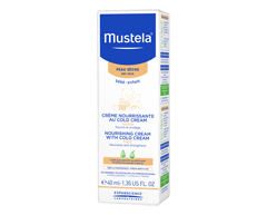 Image du produit Mustela - Cold Cream nutri-protecteur crème visage pour peaux sèches, 40 ml