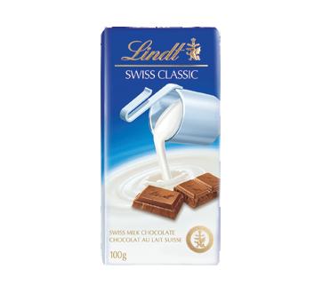 Swiss Classic chocolat au lait, 100 g