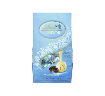 Image 3 du produit Lindt - Lindor Stracciatella chocolat blanc, 150 g