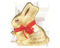 Image du produit Lindt - Gold Bunny chocolat au lait, 100 g