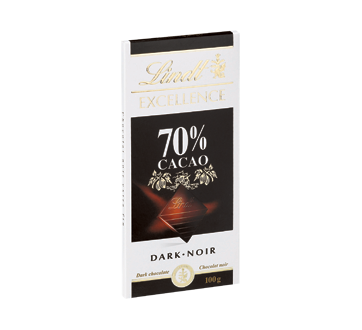 Lindt Excellence chocolat 70 % cacao, 100 g