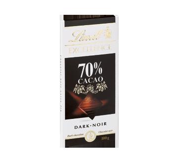 Image 2 du produit Lindt - Lindt Excellence chocolat 70 % cacao, 100 g