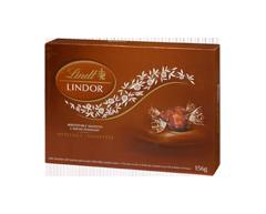 Image du produit Lindt - Lindor chocolat au lait avec noisettes, 156 g