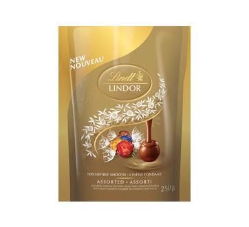 Lindor chocolats assortis, 250 g
