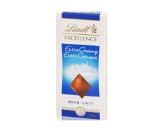 Image du produit Lindt - Lindt Excellence chocolat extra crémeux, 100 g