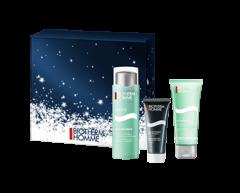 Image du produit Biotherm - Aquapower coffret-cadeau, 3 unités, peau normale à mixte