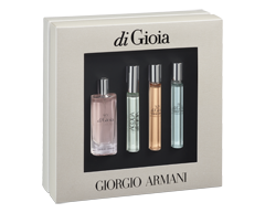 Image du produit Giorgio Armani - Acqua di Gioia coffret de miniatures multifragrances, 4 unités