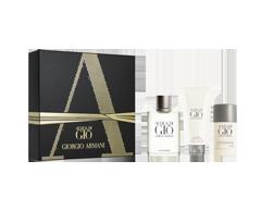 Image du produit Giorgio Armani - Acqua di Giò coffret cadeau, 3 unités