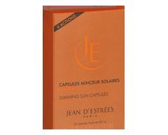 Image du produit Jean d'Estrées - Capsules solaires minceur