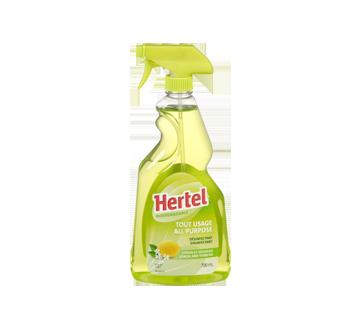 Image 3 du produit Hertel - Tout usage, 700 ml, citron